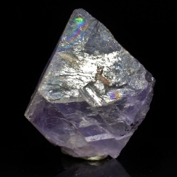 Fluorite, Strzegom Area, Lower Silesia, Poland
