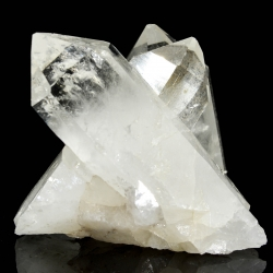 Quartz, Pena Blanca Mine, Boyaca Department, Colombia.