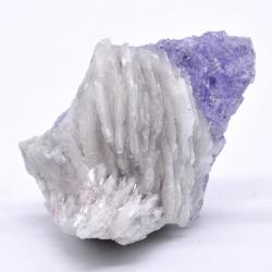 Barite and fluorite - Saint-Peray, Ardèche, France