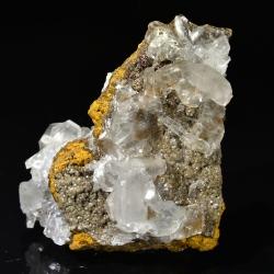 Hexagonal calcite - Ojuela mine, Mapimi, Durango, Mexico
